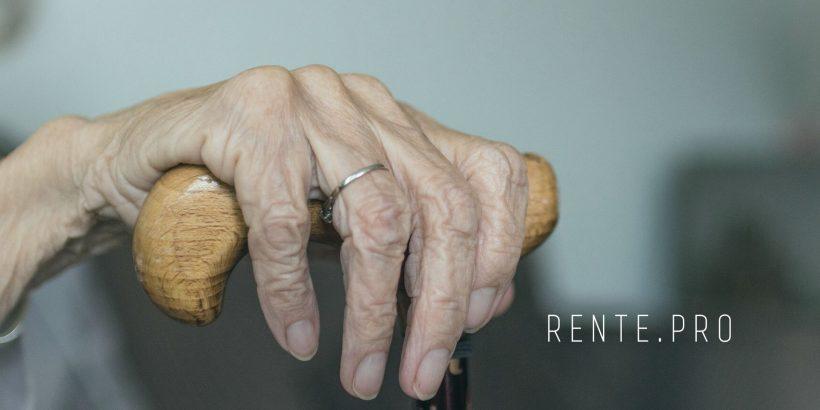 Уход в старости
